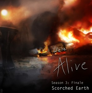 WE´RE ALIVE! – A Story of Survival…