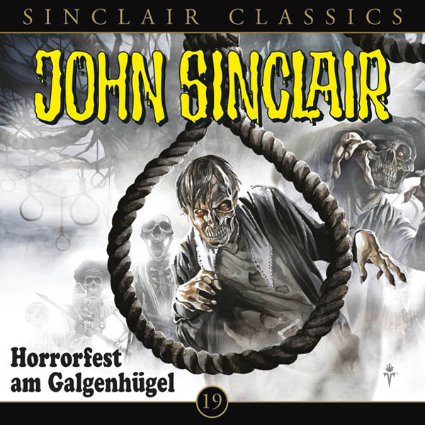 """Lukes Meinung zu """"John Sinclair Classics 19 – Horrorfest am Galgenhügel"""""""