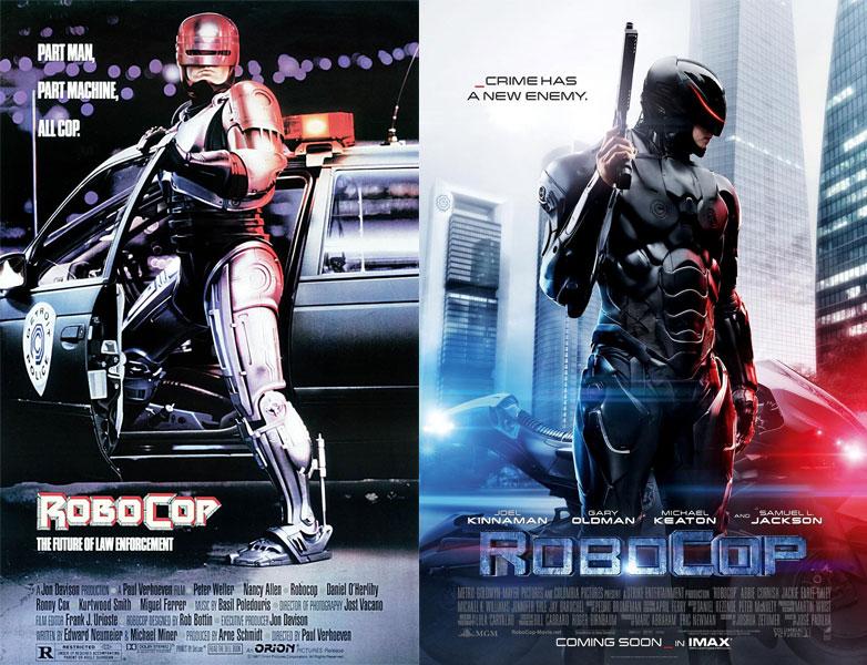 ROBOCOP vs. ROBOCOP