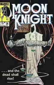 MOON KNIGHT Vol. 1 #38