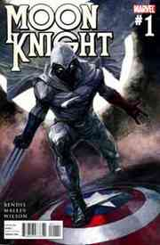 MOON KNIGHT Vol. 6 #1