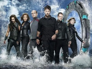 Stargate: Atlantis-Team