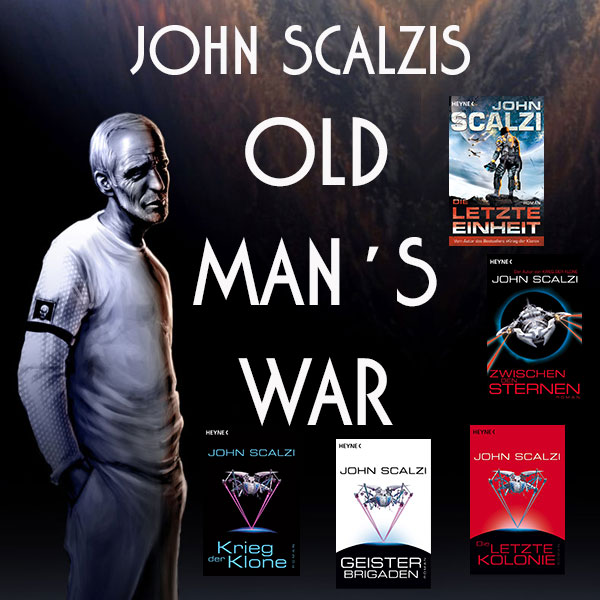 "John Scalzis ""Old Man´s War"""