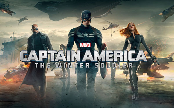 "Captain America – The Return Of The First Avenger oder auch ""The Winter Soldier"""