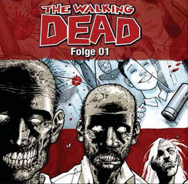 THE WALKING DEAD von Lübbe Audio