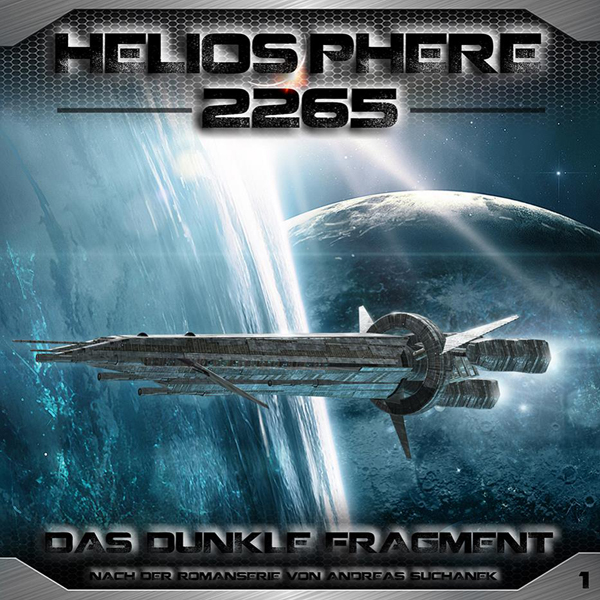Heliosphere 2265 01 – Das dunkle Fragment
