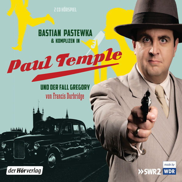 Paul Temple und der Fall Gregory