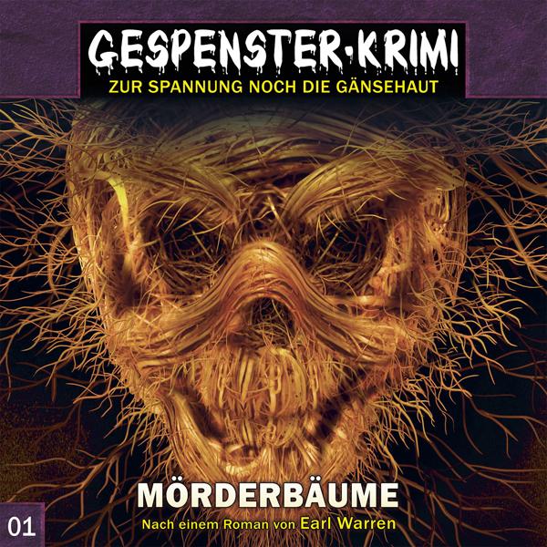 Gespenster-Krimi 01 – Mörderbäume