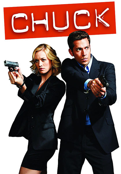 Chuck – Liebeserklärung an eine TV-Serie