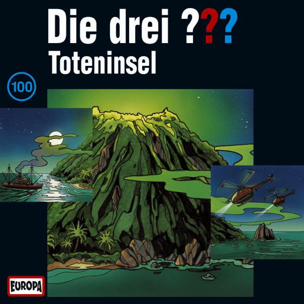 Die drei Fragezeichen 100 – Toteninsel
