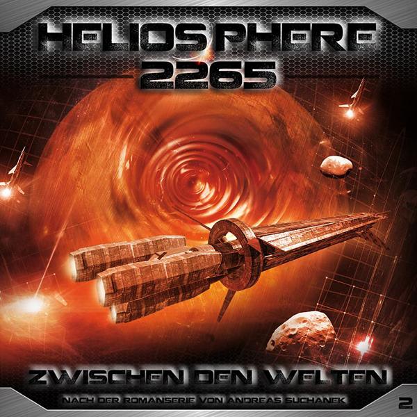 Heliosphere 2265 02 – Zwischen den Welten