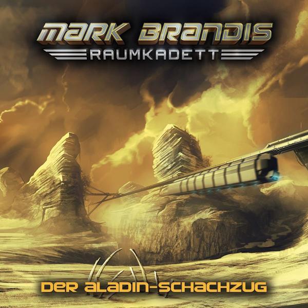 Mark Brandis, Raumkadett 05 – Der Aladin-Schachzug