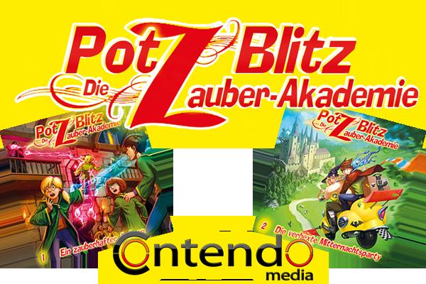 Potz Blitz – Die Zauber-Akademie öffnet ihre Pforten!