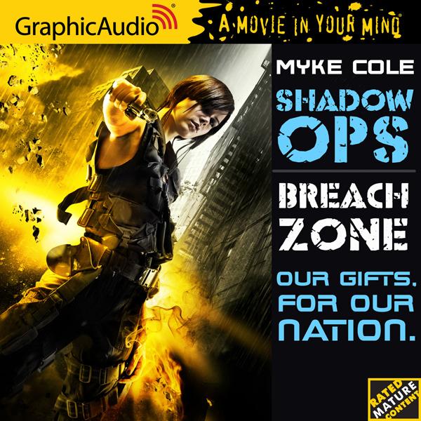 Shadow Ops 03 – Breach Zone