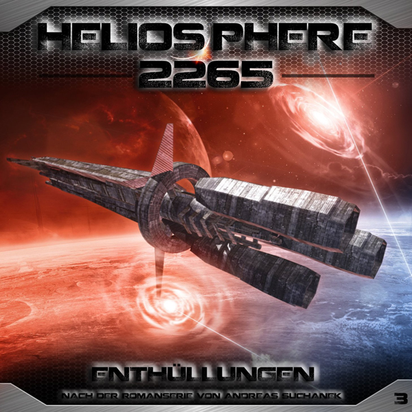 Heliosphere 2265 03 – Enthüllungen (Speed REVIEW)