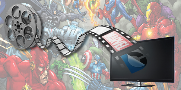 Marvel und DC, Kino und TV… the best of all Times!