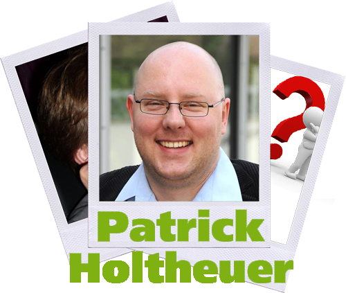 "Interview mit Patrick Holtheuer, Chef der ""Audionarchie"""