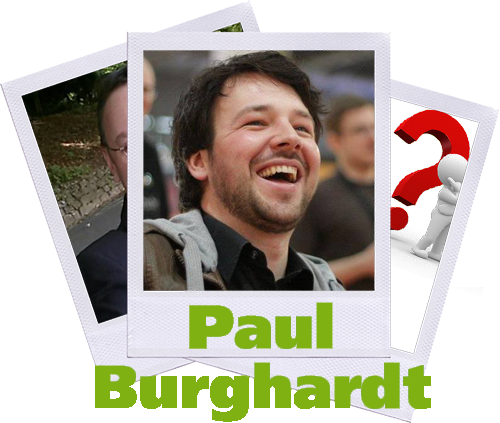 Interview mit Paul Burghardt (SteinHardt)
