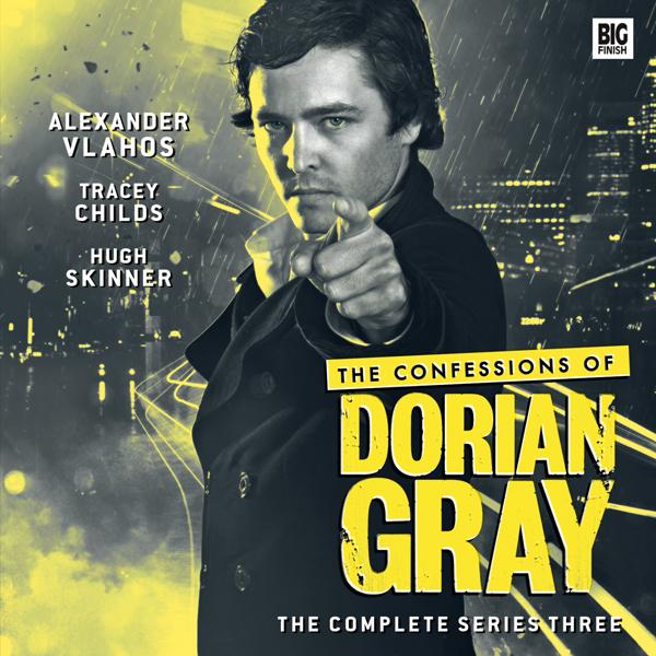 Bye bye, Dorian Gray!