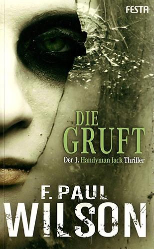 Die Gruft (F. Paul Wilson, Festa Verlag)