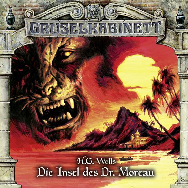 Gruselkabinett 122 – Die Insel des Dr. Moreau