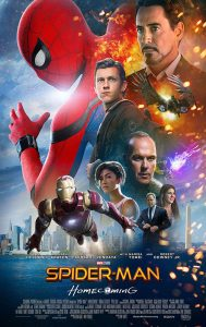 SPIDER-MAN – Homecoming (2017, Marvel Studios, Sony Pictures)