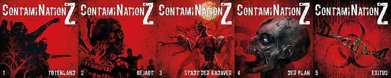 "ContamiNation Z (ehemals ""Terra Mortis"") ab September bei Contedo!"