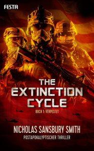 Extinction Cycle 01 – Verpestet (Nicholas Sanbury Smith / Festa Verlag)