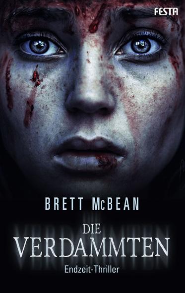 Die Verdammten (Brett McBean / Festa Verlag)