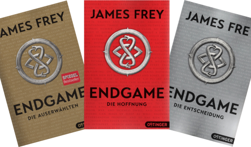 Endgame 1-3 (James Frey / Oetinger)