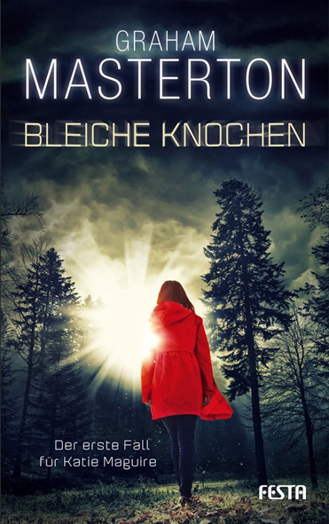 Kate Maguire 01 – Bleiche Knochen (Graham Masterton / Festa Verlag)