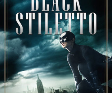 Black Stiletto (Raymond Benson / Luzifer Verlag)