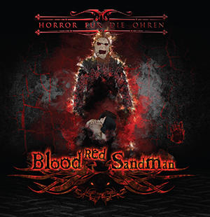 Blood Red Sandman (Wolfy Office)