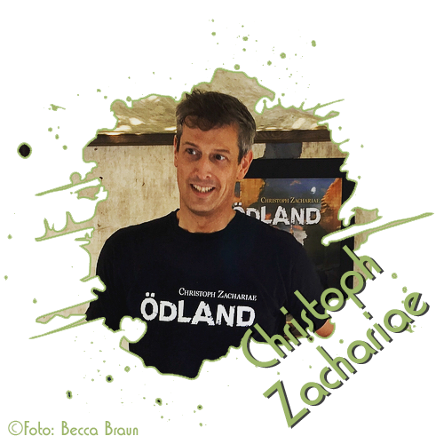 Interview mit Christoph Zachariae (Ödland)