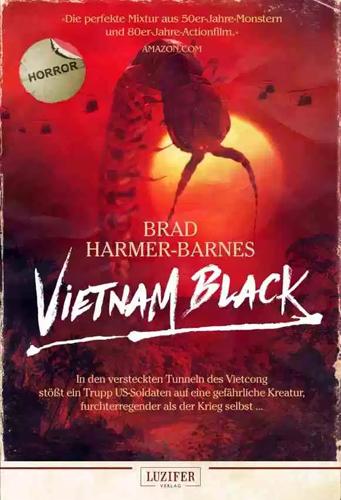 Vietnam Black (Brad Harmer-Barnes / Luzifer Verlag)