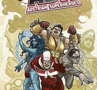 ASH – Austrian Superheroes 01 – Rückkehr der Helden
