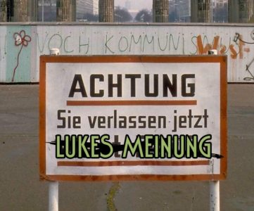 RIP, Lukes Meinung (2007 – 2019)