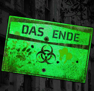 Das Ende 01 – The Long Road Down (Andreas Faber / Selbstverlag)