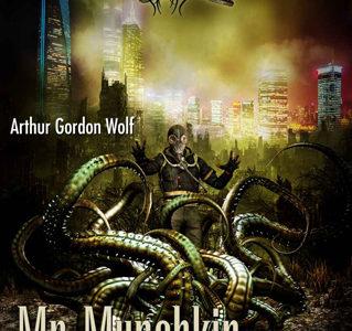 H.P. Lovecrafts Schriften des Grauens 11 – Mr. Munchkin (Arthur Gordon Wolf / Blitz Verlag)