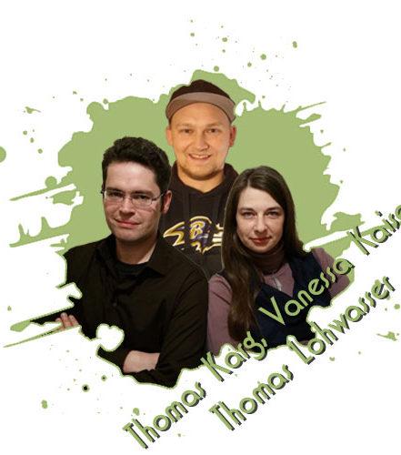 Interview mit Thomas Karg, Vanessa Kaiser & Thomas Lohwasser