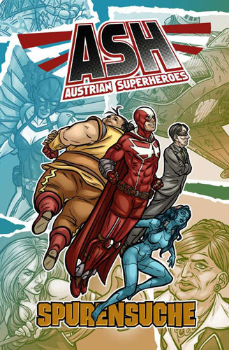 ASH – Austrian Superheroes 02 – Spurensuche