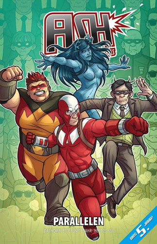 Austrian Superheroes 05 – Parallelen